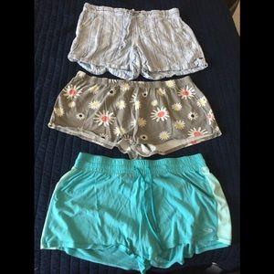 Sleeping shorts (lot of 3 pcs)